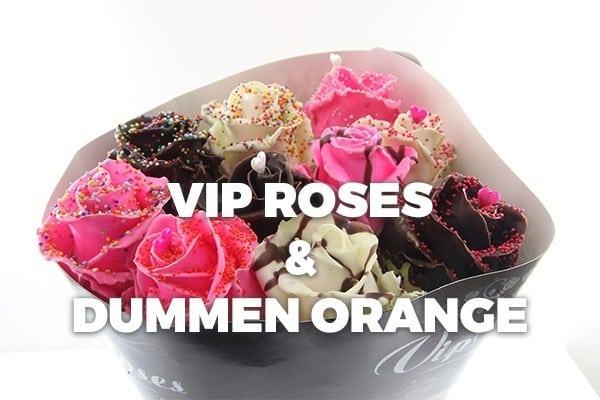 VIP roses & Dummen Orange